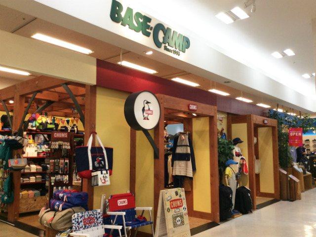 BASE-CAMP ゆめタウン店