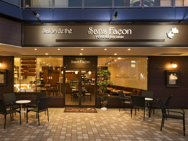Salon de the Sans Facon