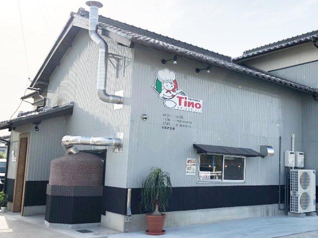 トラットリア Tino
