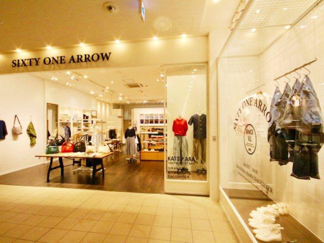 SIXTY ONE ARROW 高松店
